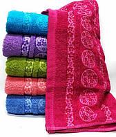 Мягкие полотенца для лица