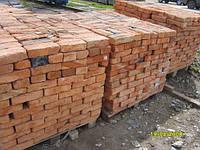 Кирпич керамический облицовочный и строительный