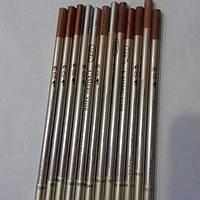 Контурный карандаш для глаз и губ LAMBRE NOIR 12шт/уп