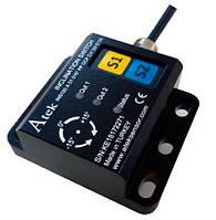 Угловой датчик серии INS 120 с транзисторным или релейным выходом