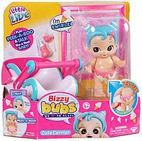 Інтерактивна лялька Moosе Little Live Peek-A-Boo Baby Swirlee .Оригінал