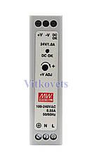 Источник питания MDR-20-24 (24V 1.0А 24W) для ЧПУ, фото 2