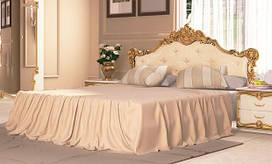 Кровать Виктория 160х200 с каркасом Миро-Марк