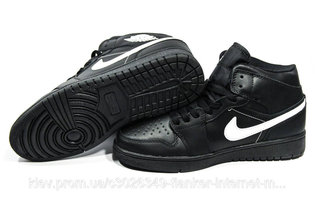 f128d8ebfb2c Зимние мужские кроссовки (на меху) Nike Air Jordan 1-127 , цена 1 ...