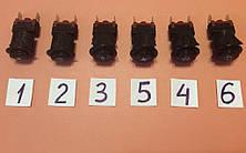 Кнопки для включения разных режимов в газовых плитах / черные, фото 3