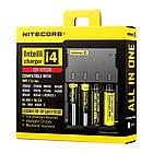 Зарядное устройство Nitecore Sysmax Intellicharger i4 v2 (качество), фото 2