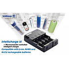 Зарядное устройство Nitecore Sysmax Intellicharger i4 v2 (качество), фото 5