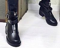Женские демисезонные короткие ботинки