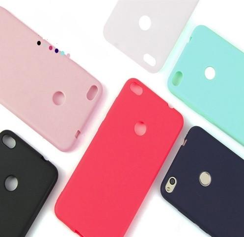 Чехол бампер матовый Apple iPhone