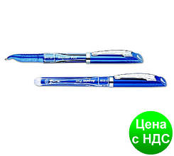 """Ручка шариковая Flair """"Angular"""" (для левшей) синяя"""