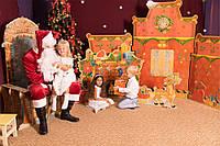 Композиция Санта ждет детей, фото 1