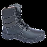 Ботинки рабочие на меху, натуральная кожа Strong TAIGA 15 (S3)