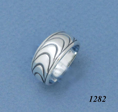 Кольцо из серебра, фото 2