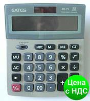 """Калькулятор """"EATES"""" BM-7V (12 разрядный, 2 питания)"""