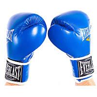 Боксерские перчатки Ever  EVDX445-B (DX, 6oz, цвета в ассортименте)