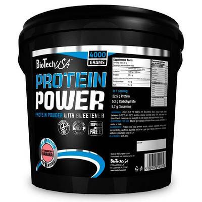 Протеин BioTech Protein Power (4 kg)