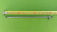 """Тэн прямой 255 W / напряжение 110 V / длина L=280мм (""""клеммы-папы"""") для электродуховок Aurora, Saturn   Турция, фото 3"""