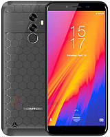 """Смартфон Homtom S99 Black 4/64Gb, 21+2/13Мп, MT6750T, 2sim, 5.5"""" IPS, 6200mAh, GPS, 8 ядра, 4G, фото 1"""