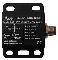 Инклинометр, датчик угла и наклона серии INC 110