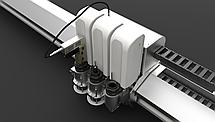Планшетные режущие плоттеры iECHO серий BK3 , фото 2