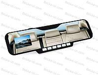 Автомобильный видеорегистратор DVR CR99 зеркало  , фото 1