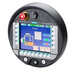 Панель оператора Siemens SIPLUS 6AV6645-0GB01-0AX1