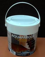 Лак 1635 паркетный полиуретановый на водной основе, матовый Станколак (Stancolac)2,5 л