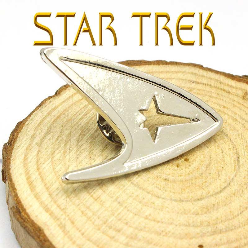 Значок пин Star Trek Звездный путь