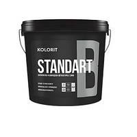 KOLORIT STANDART B LAP 25 л силиконовая структурная штукатурка «барашек»
