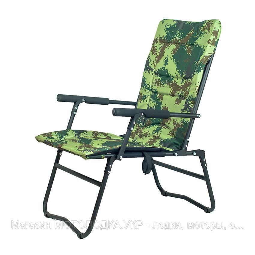 Кресло складное Ranger Белый Амур Camo