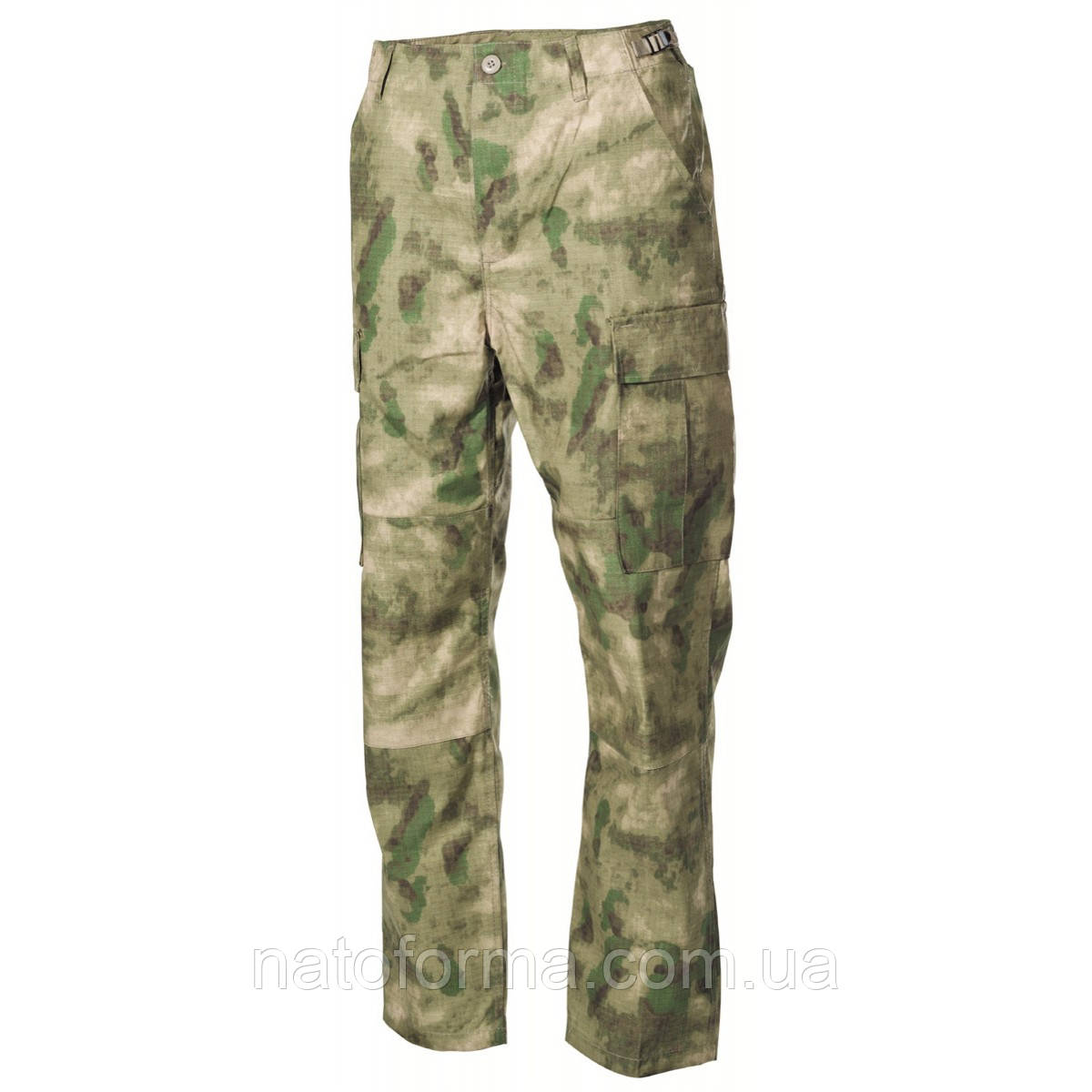 Штаны, брюки A-Tacs FG, Rip-Stop, МFH