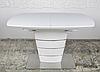 Стол модерн NL- ATLANTA  1120/160*80*76cmH) белый