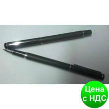 Ручка перьевая BAOER GB71G черная с серебром