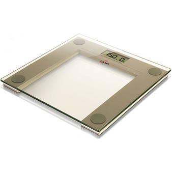 Напольные весы Ga.Ma, максимальный вес 150 кг., прозрачные