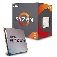 Процессор AMD Ryzen 5 2600 (3.4GHz 16MB 65W AM4) Box