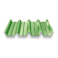 Профнастил ПК-44 кровельный 0,25 мм зеленый