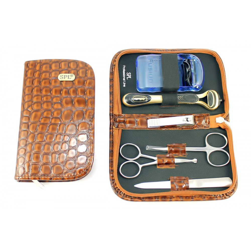 Маникюрный набор Solingen Professional 77204C, мужской