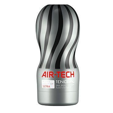 Мастурбатор Tenga Reusable Vacuum CUP Ultra
