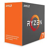Процессор AMD (AM4) Ryzen 7 1700X, Box, 8x3,4 GHz (Turbo Boost 3,8 GHz), L3 16Mb, Summit Ridge, 14 nm, TDP 95W