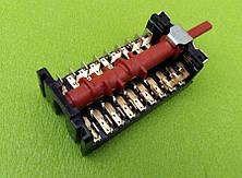 Переключатель девятипозиционный 890700K / 16А / 250V / Т150 для электроплит, электродуховок  7LA GOTTAK, Spain, фото 3