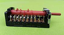 Переключатель девятипозиционный 890700K / 16А / 250V / Т150 для электроплит, электродуховок  7LA GOTTAK, Spain, фото 2