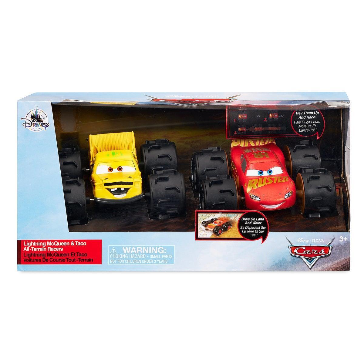 Набор машинок Тачки 3 Дисней / Lightning McQueen and Taco Disney