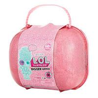 L.O.L. Surprise! Eye Spy Bigger Surprise Игровой набор чемоданчик ЛОЛ МЕГА-СЮРПРИЗ 60+ сюрпризов