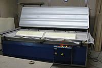 Вакуумный пресс ВП-25/4-А бу для облицовки плёнкой и шпоном с мембраной 14г., фото 1