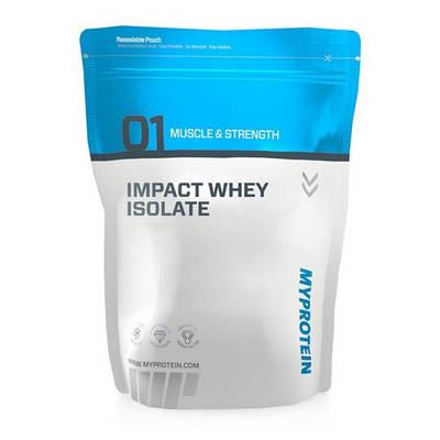 Протеин MyProtein Impact Whey Isolate (2.5 kg)