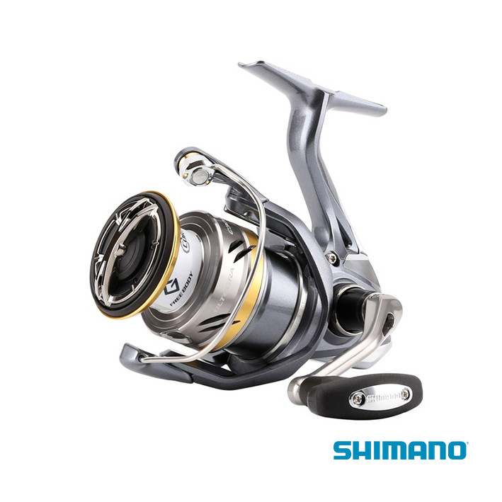 Катушка Shimano Ultegra C3000 FB, 5+1, 5.0:1
