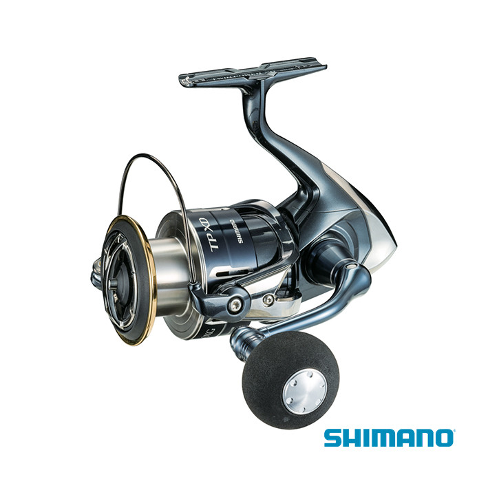 Катушка Shimano Twin Power XD C3000 HG 9+1, 6.0:1