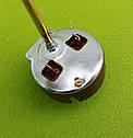 Терморегулятор механический MTS / type TBS / 20А / 250V с ФЛАЖКОМ (для ТЭНов) / L=270мм (коричневый)   Китай, фото 5