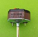 Терморегулятор механический MTS / type TBS /20А /250V с термозащитой (для ТЭНов) / L=270мм (коричневый)  Китай, фото 3