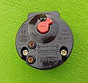 Терморегулятор механический MTS / type TBS /20А /250V с термозащитой (для ТЭНов) / L=270мм (коричневый)  Китай, фото 5